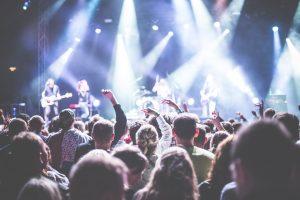 Leibchen bei Events und Konzerten